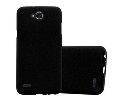 Cadorabo Case works with LG X POWER 2 in FROST BLACK -...
