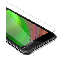 Cadorabo Tempered Glass works with WIKO LENNY 3 in HIGH...