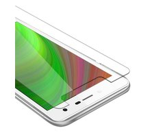 Cadorabo Tempered Glass works with ZTE Blade L7 in HIGH...