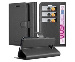 Cadorabo Book Case works with WIKO WIM in OXID BLACK -...