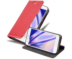 Cadorabo Book Case works with ZTE BLADE V8 MINI in APPLE...