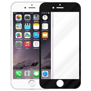 Cadorabo Tempered Glass works with Apple iPhone 8 /...
