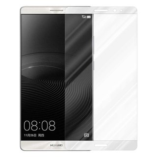 Cadorabo Tempered Glass works with Huawei MATE 8 in...