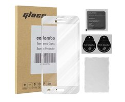 Cadorabo Tempered Glass works with Samsung Galaxy J3 / J3...