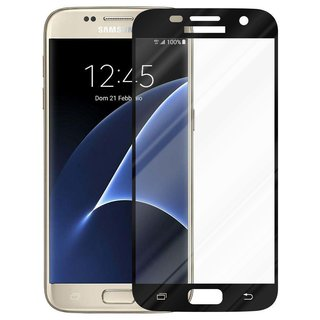 Cadorabo Tempered Glass works with Samsung Galaxy S7 in...