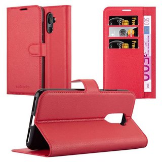 Cadorabo Book Case works with Cubot X18 PLUS in CANDY...