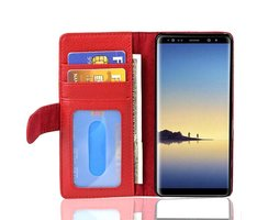 Cadorabo Book Case works with Samsung Galaxy NOTE 8 in...