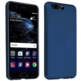 Cadorabo Case works with Huawei P10 in METAL BLUE -...