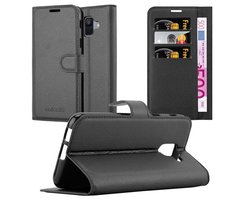 Cadorabo Book Case works with Samsung Galaxy A6 2018  in...