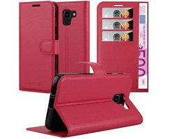 Cadorabo Book Case works with Samsung Galaxy J6 2018  in...