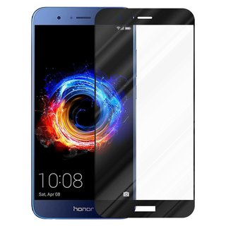 Cadorabo Tempered Glass works with Honor 8 PRO in...