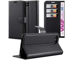 Cadorabo Book Case works with Blackberry KEY 2 in OXID...