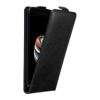 Cadorabo Case works with Xiaomi Mi A1 / 5X in NIGHT BLACK...