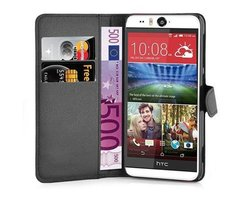 Cadorabo Book Case works with HTC Desire EYE in OXID...