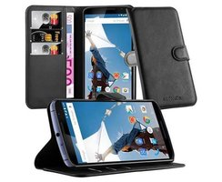 Cadorabo Book Case works with Lenovo Google NEXUS 6 / 6X...