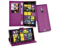 Cadorabo Book Case works with Nokia Lumia 1520 in PASTEL...