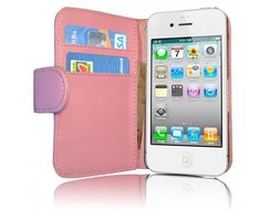 Cadorabo Book Case works with Apple iPhone 4 / iPhone 4S...