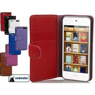 Cadorabo Book Case works with Apple iPod TOUCH 5 in CANDY...
