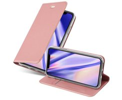 Cadorabo Hülle für Apple iPhone XR in CLASSY ROSÉ GOLD...