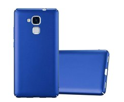 Cadorabo Case works with Honor 5C in METAL BLUE -...