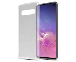 Cadorabo Case works with Samsung Galaxy S10 in FULLY...