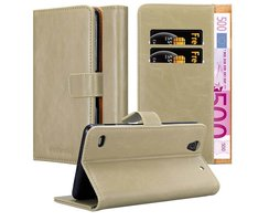 Cadorabo Book Case works with Sony Xperia C4 in...