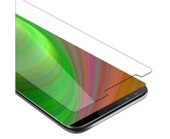 Cadorabo Tempered Glass works with ZTE Nubia Z17S in HIGH...