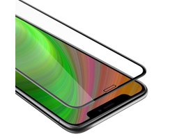 Cadorabo Tempered Glass works with Apple iPhone XR in...